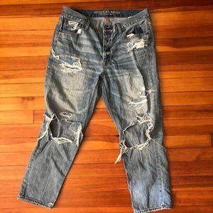 Hi-Rise Jeans